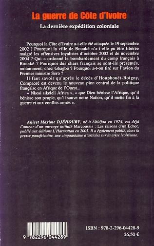4eme La guerre de Côte d'Ivoire