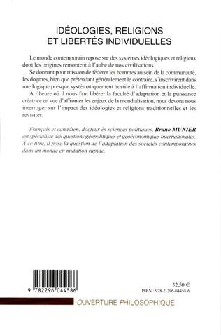 4eme Idéologies, religions et libertés individuelles