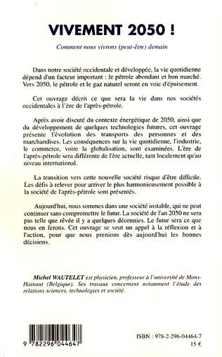 4eme Vivement 2050 !