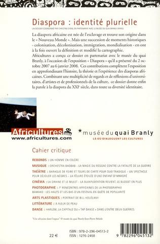 4eme Diaspora: identité plurielle