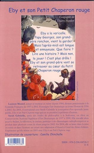 4eme Eby et son Petit Chaperon Rouge