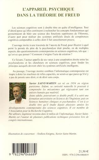 4eme L'appareil psychique dans la théorie de Freud
