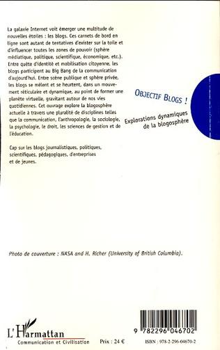 4eme Objectif blogs!