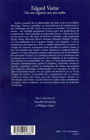 4eme Edgard Varèse
