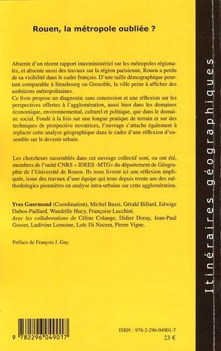 4eme Rouen, la métropole oubliée ?