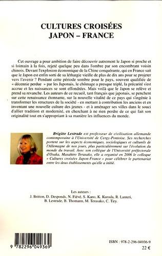 4eme Cultures croisées Japon - France