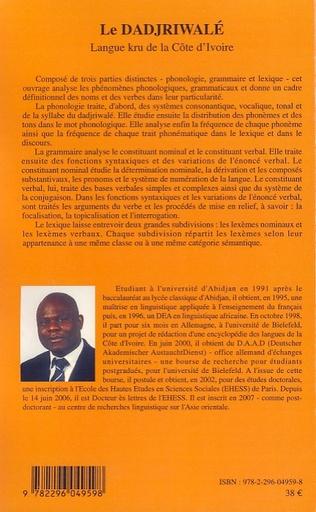 4eme Le Dadjriwalé