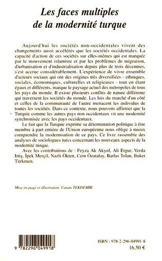 4eme Les faces multiples de la modernité turque