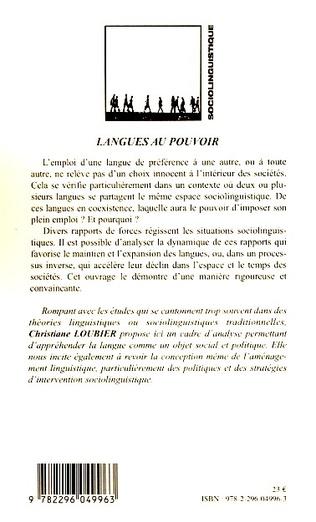4eme Langues au pouvoir