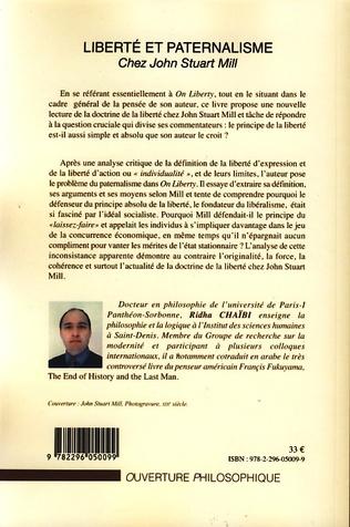 4eme Liberté et paternalisme