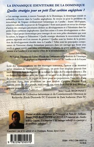 4eme La dynamique identitaire de la Dominique