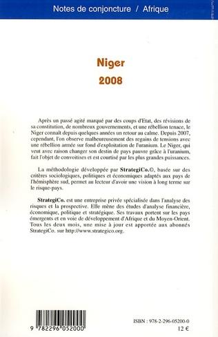 4eme Niger 2008