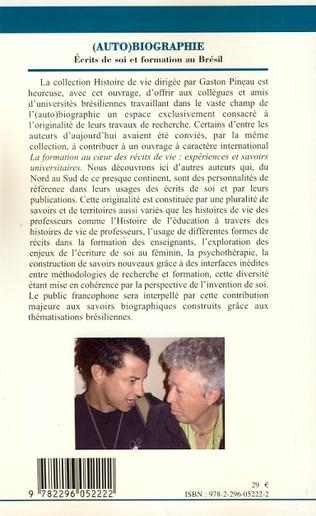 4eme (Auto) biographie