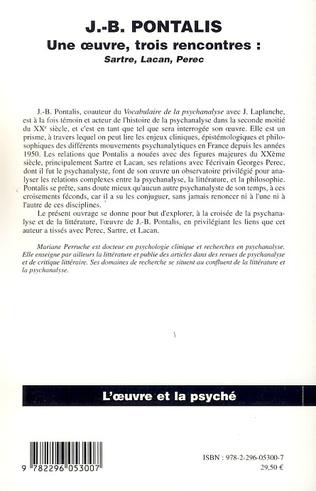 4eme J.B. PONTALIS