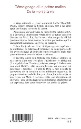 4eme Témoignage d'un prêtre malien
