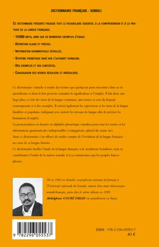4eme Dictionnaire français-somali