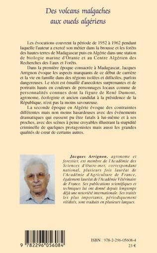 4eme Des volcans malgaches aux oueds algériens