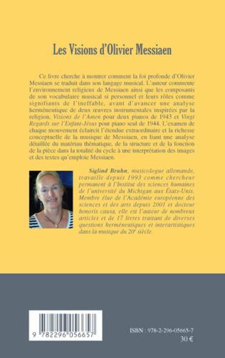 4eme Les Visions d'Olivier Messiaen