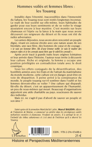 4eme Hommes voilés et femmes libres: les Touareg