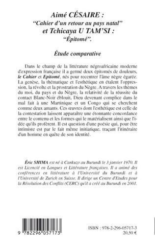 4eme Aimé césaire :