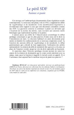 4eme Le péril SDF