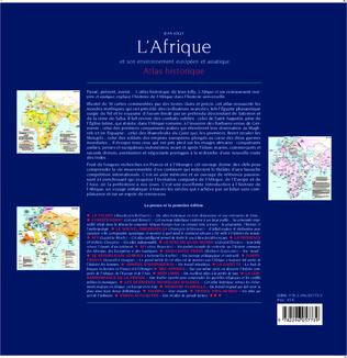 4eme L'Afrique et son environnement européen et asiatique