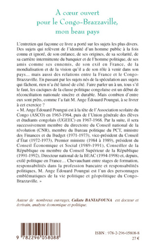 4eme A coeur ouvert pour le Congo-Brazzaville, mon beau pays