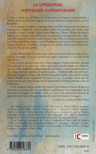 4eme La littérature portugaise contemporaine