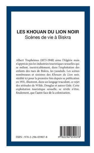 4eme Les Khouan du Lion Noir