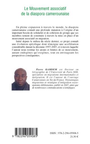 4eme Le Mouvement associatif de la diaspora camerounaise