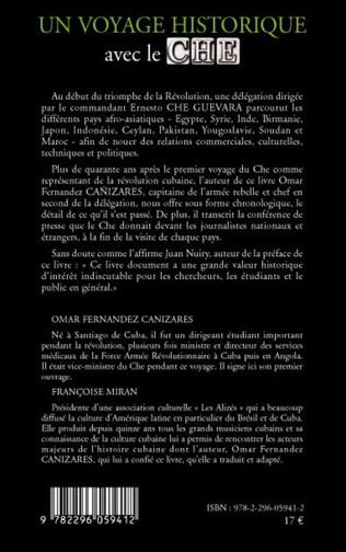 4eme Un voyage historique avec Che
