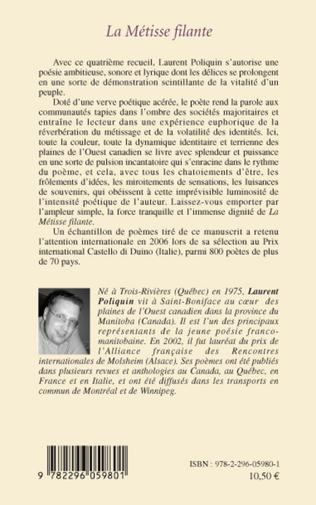 4eme La Métisse filante
