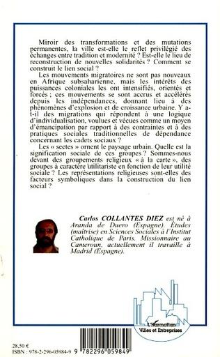 4eme La ville africaine : entre métissage et protestation
