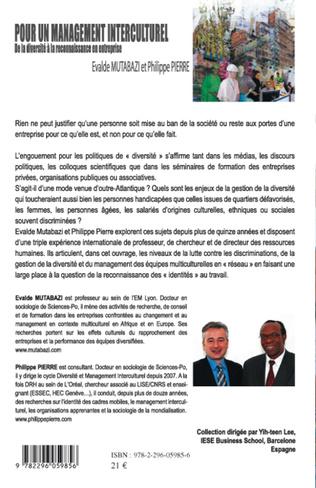 4eme Pour un management interculturel