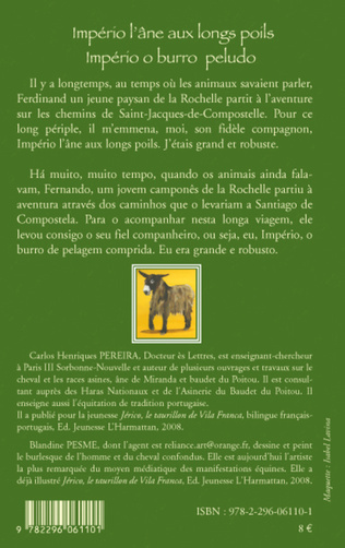 4eme Império l'âne aux longs poils
