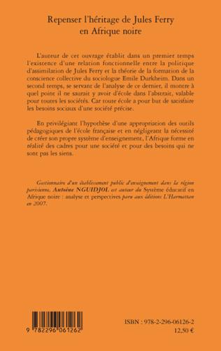 4eme Repenser l'héritage de Jules Ferry en Afrique noire