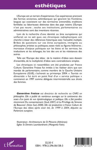 4eme L'Europe des idées (France Culture)
