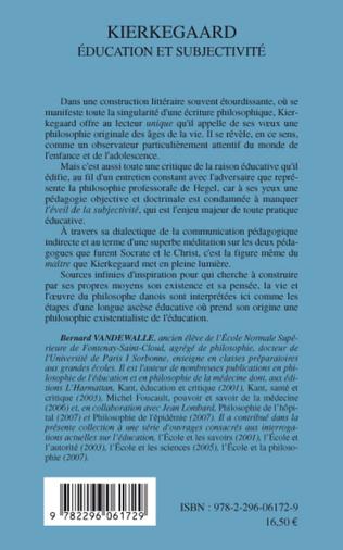4eme Kierkegaard
