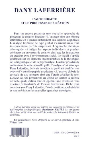 4eme Dany Laferrière
