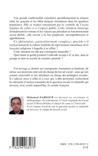 4eme Corps et espace chez les jeunes français musulmans