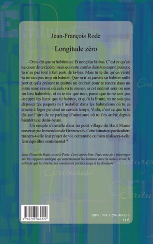4eme Longitude zéro