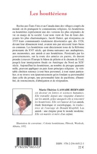 4eme Les Houttériens