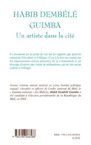 4eme Habib Dembélé Guimba