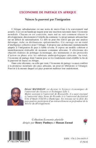 4eme L'économie de partage en Afrique