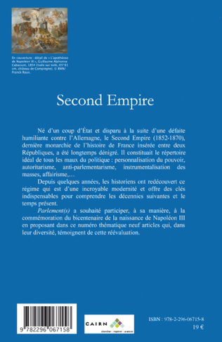 4eme Second Empire