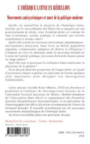 4eme L'Amérique Latine en rébellion