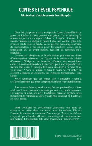 4eme Contes et éveil psychique
