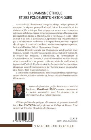 4eme L'humanisme éthique et ses fondements historiques