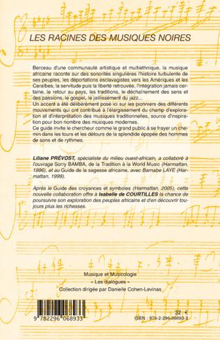 4eme Les racines des musiques noires