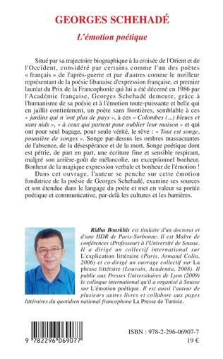 4eme Georges Schehadé
